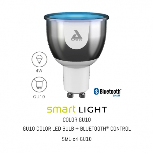 AwoX SMART LIGHT COLOR MESH LED GU10