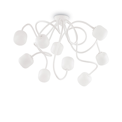 IDEAL LUX OCTOPUS BIANCO 174990