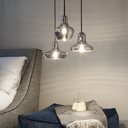 IDEAL LUX LIDO-3 FUMÉ 168364
