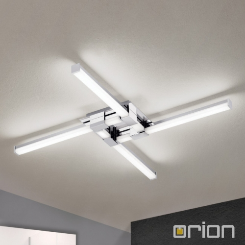 ORION LEDINA DL 7-636/4 CHROM LED 27W 1740LM 3000K IP44