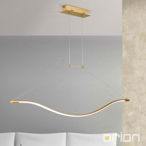 ORION DONNA HL 6-1616 GOLD LED 18W 1750LM DIMMABLE 3000K