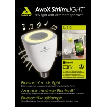 AwoX STRIIM LIGHT LED WHITE E27