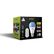 AwoX SMART KIT REMOTE COLOR MESH E27 9W