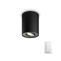PHILIPS PILLAR HUE + DIMMER SWITCH 56330/30/P7
