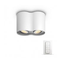 PHILIPS PILLAR HUE WHITE + DIMMER SWITCH 56332/31/P7