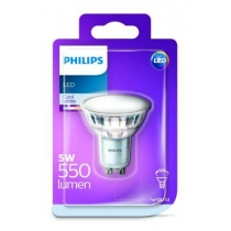 PHILIPS LED GU10 5W 550LM 4000K