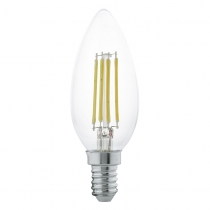 LED žárovka E14 C35 3,5W=30W 350lm 2700K DIMMABLE