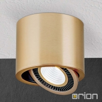 ORION LUNI STR 10-468 GOLD/ABL LED 15W 1085LM 3000K DIMMABLE