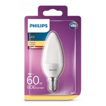 Philips LED 7W/60W E14 WW FR B35 ND sviečka